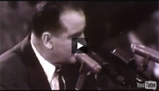 "Trailer ""The Real American - Joe McCarthy"""