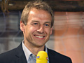 Wird J�rgen Klinsmann bald Englands Nationaltrainer? (Foto: Public Address)