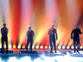 "Von ihrem Reunion-Album ""Progress"" verkauften Take That �ber drei Millionen Exemplare (Foto: Public Address)"