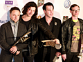 "2011 gewannen Rammstein den Echo in der Kategorie ""Bestes Video National"" (Foto: Public Address)"